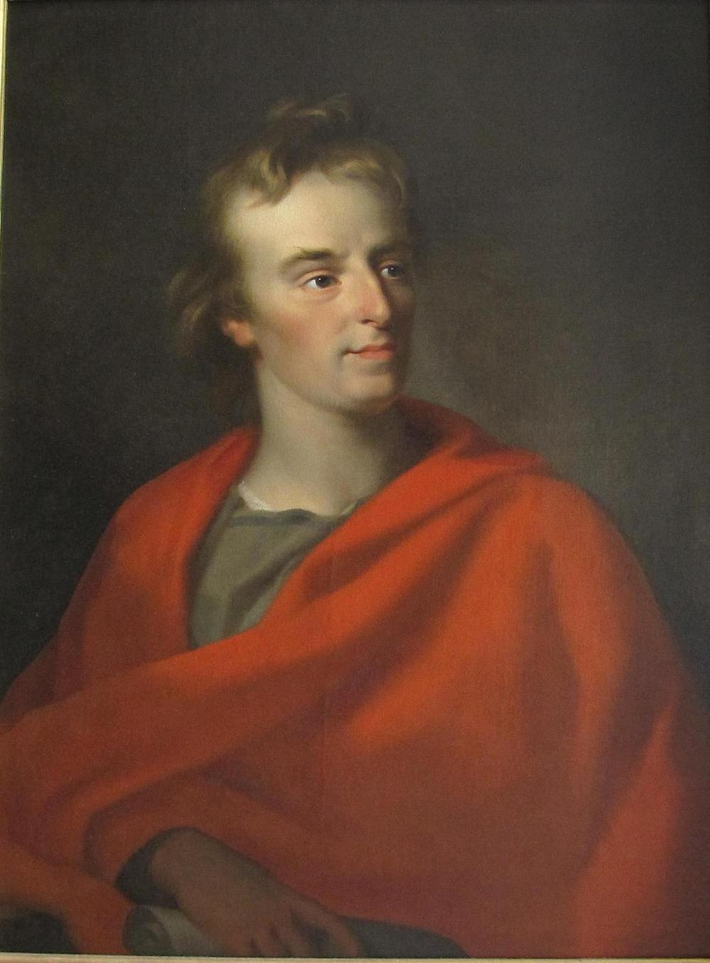 Сокровища Эрмитажа. Тишбейн, Иоганн Фридрих Аугуст (1750 — 1812) | Мужской портрет