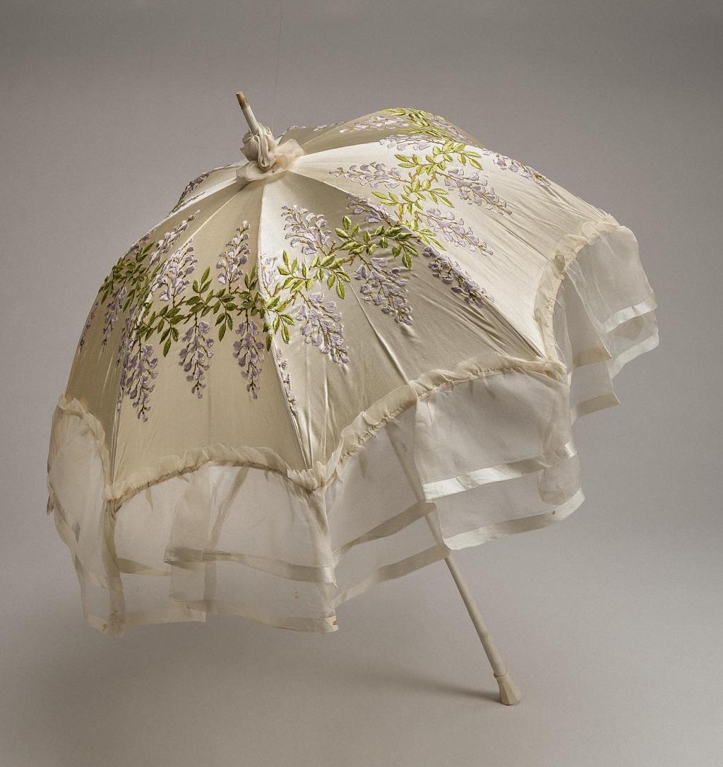 Сокровища Эрмитажа. Модные зонты XIX века