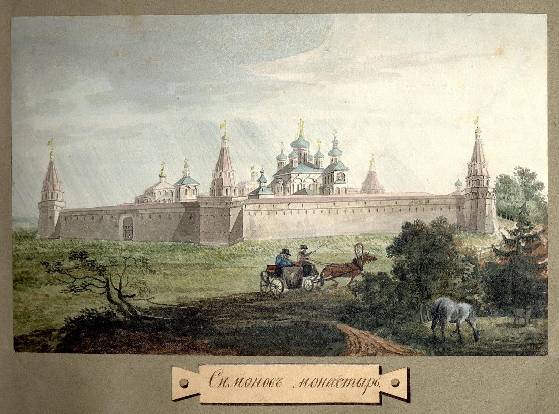 Путешествие по Российской империи времён Пушкина